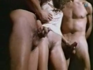 Annette Haven Double Handjob Retro Vintage Classic – Annette Jerks Two Cocks At The Same Time – Last Guy Sloppy Seconds