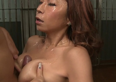 Cumlube Titfuck Urabukkake Asian Sumire Bukkake Room The Facial Cumlube Sloppy Seconds Titty Job