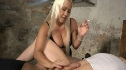Double Barrel Handjob Using Cum As Lube For Sloppy Seconds On The Last Guy – Rubbing Two Cocks Together Cumlube